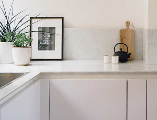 'White is White' – Carrara white marble