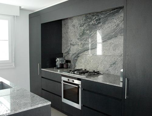 'Like a painting' – Piracema granite