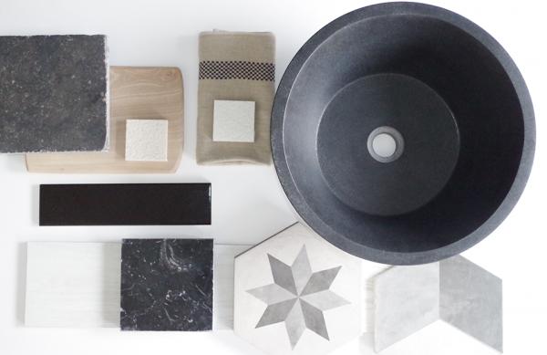 Mélange de matériaux 1