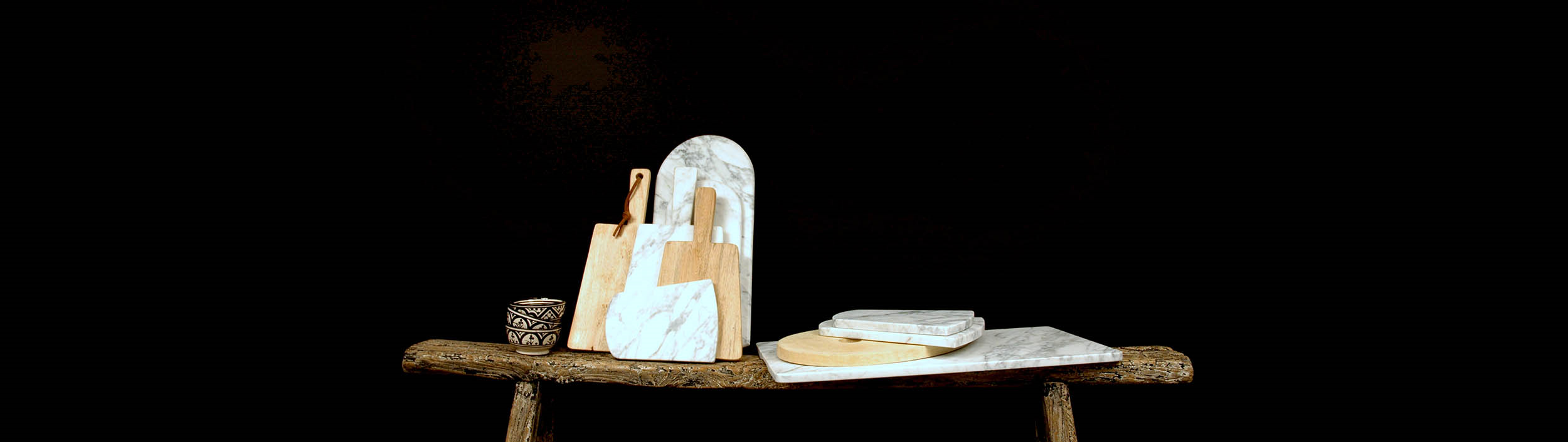 Nouvelle collection | A table |