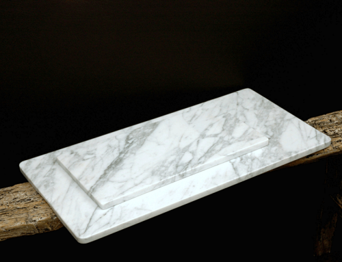 | Catering |  Presentation boards | Carrara White Marble