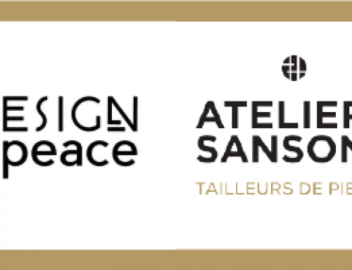 DESIGN FOR PEACE AUX ATELIERS SANSONE