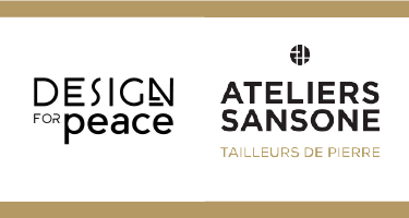 Design for Peace et les Ateliers Sansone a Mouvaux France