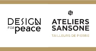 Design for Peace et les Ateliers Sansone a Mouvaux France