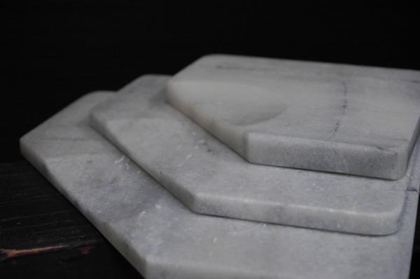 Planche à découper Hiltop en marbre