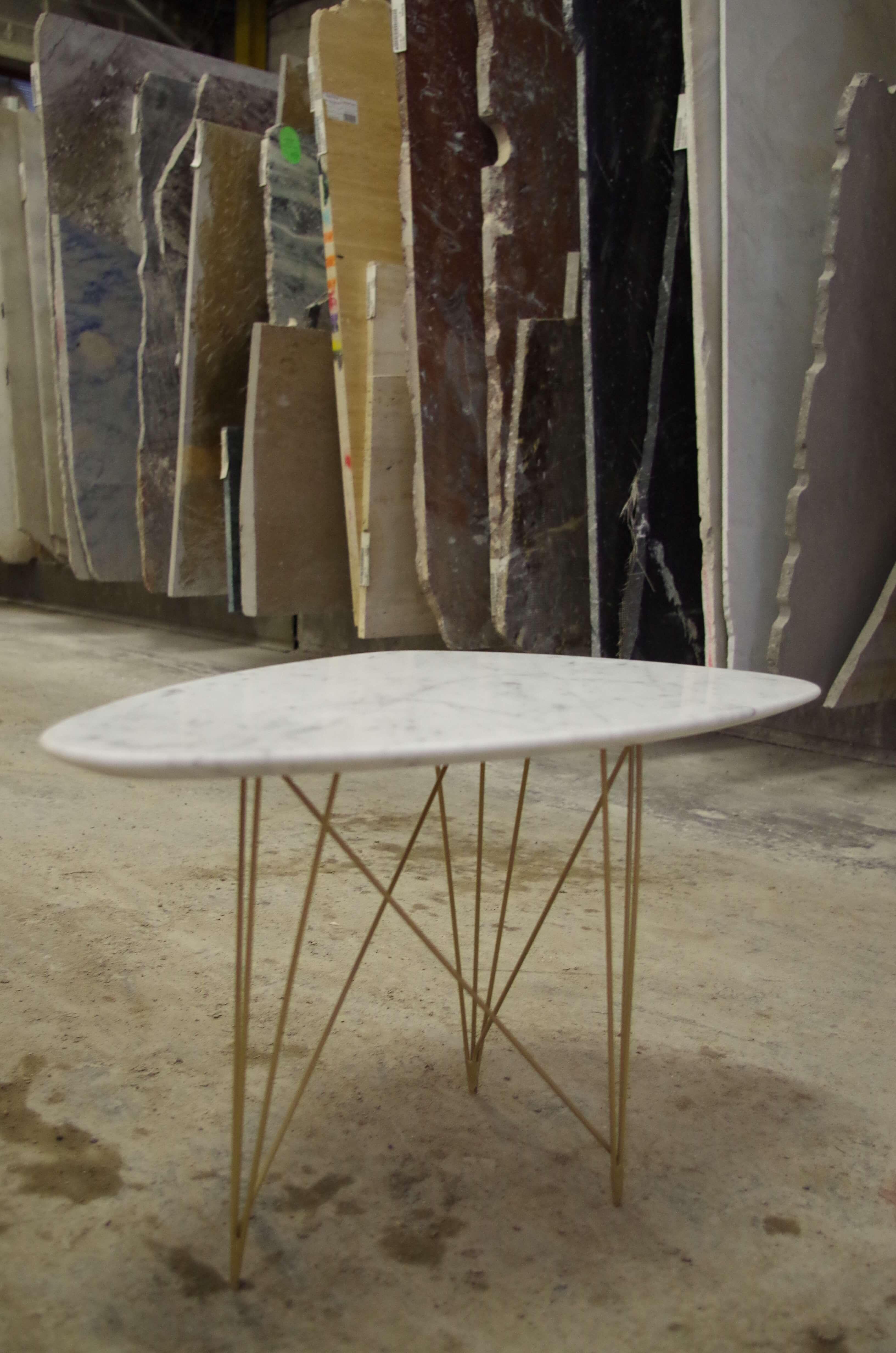 Custom furniture at the Ateliers Sansone