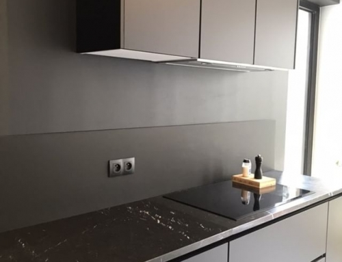 | KITCHEN | Nero Marquina Marble